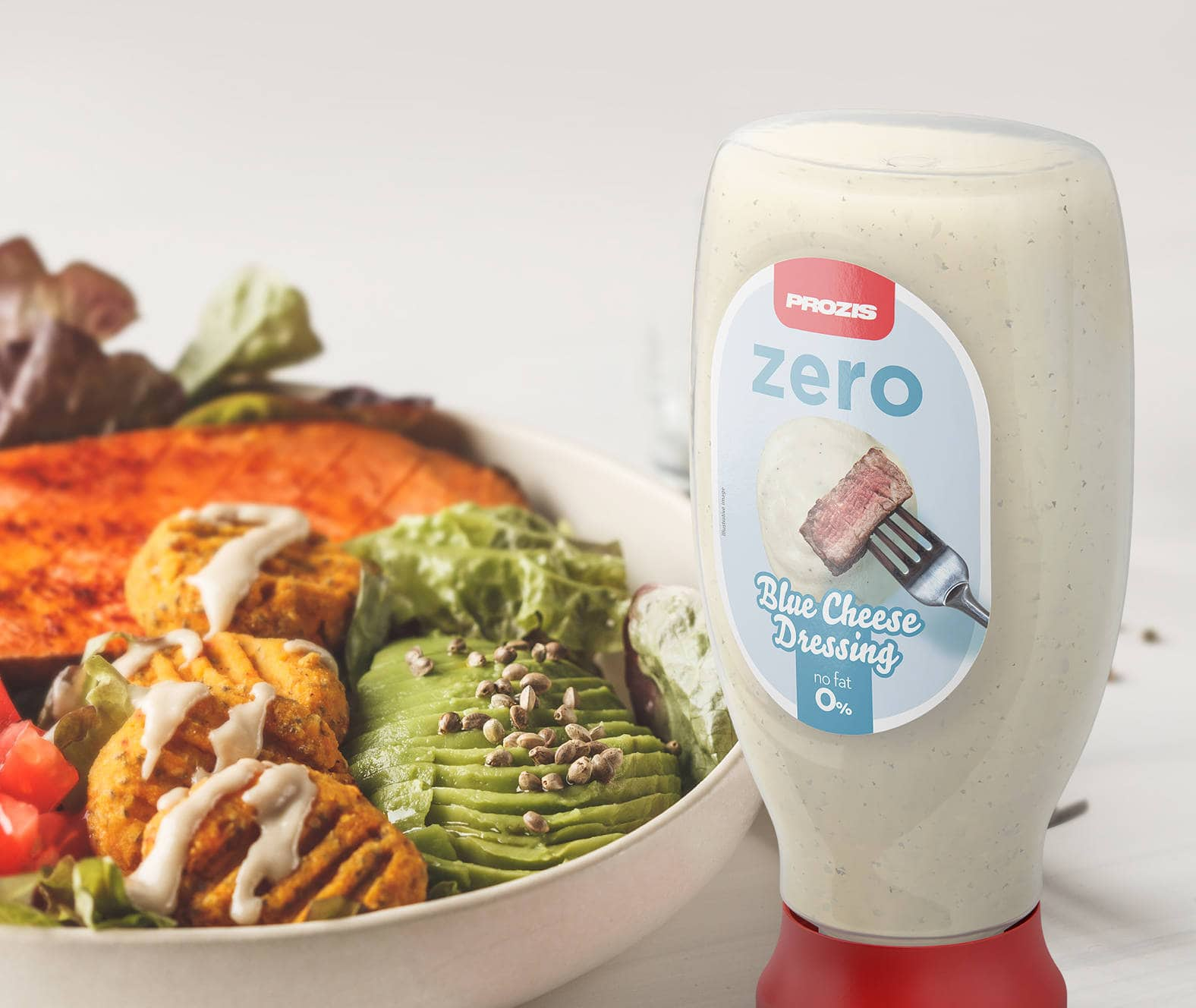Prozis Zero Blue Cheese Dressing
