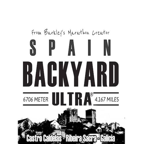 I Spain Backyard Ultra