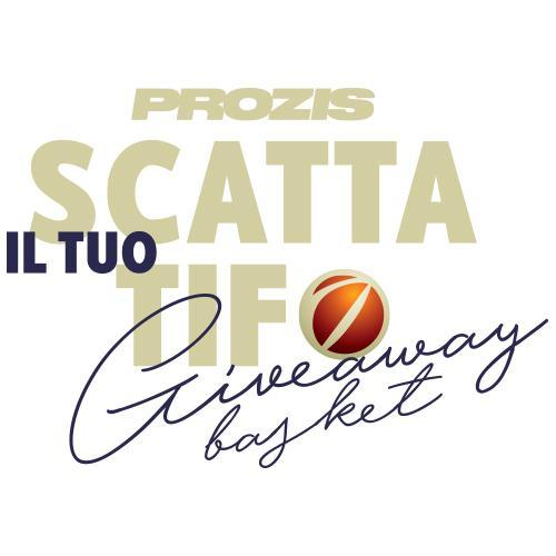 Giveaway Instagram Basket - Scatta il Tuo Tifo