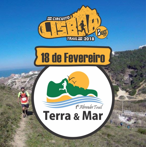 Circuito Lx trail by Buff - I ALMADA TRAIL TERRA&MAR