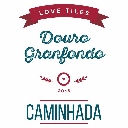 Caminhada Love Tiles Douro Granfondo 2018 BY TREK