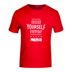 T-Shirt Exceed yourself
