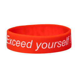 Exceed Yourself Bracelet