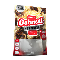 Oatmeal + Whey - Avoine et whey 400 g