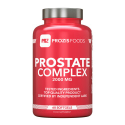 Prostate Complex 2000 mg 60 Softgels