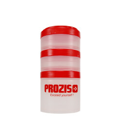 Prozis Powder Container 1x250ml + 2x100ml