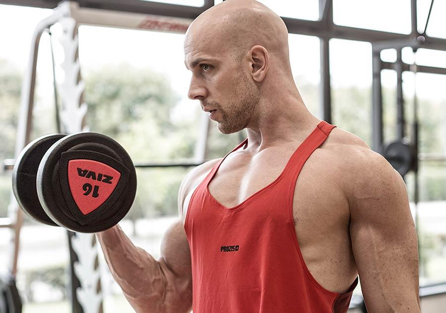 guadagno di massa muscolare a dieta magra