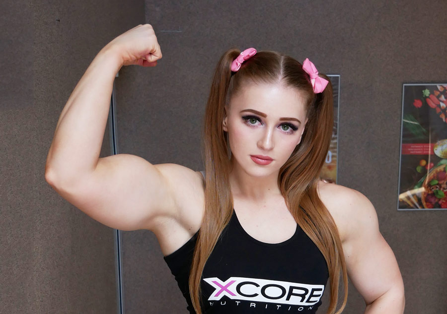 My diet and supplement plan by Julia Vins (Muscle Barbie) | Prozis